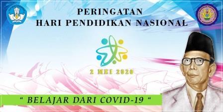Pedoman Peringatan Hari Pendidikan Nasional Tahun 2020